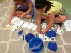 This is great for how to run math centers!