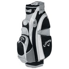 Maple Hill Golf - Callaway Golf Women's Sport Cart Bag (Black/White)