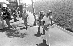 Great Bands, Cool Bands, Lynard Skynard, Allen Collins, Ronnie Van Zant, Common People, 1970s, America, Concert