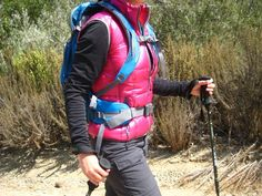 Hiking 101 -As more women take up hiking and backpacking, manufacturers are getting clued in that they need to make Men's gear and Women's gear. Forget shrink it and pink it!