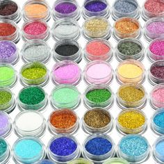Beauties Factory 45 x Nail Art Glitter Decoration -- Find out more about the great product at the image link. (This is an affiliate link) Green Nail Art, Green Nails, Glitter Dust, Glitter Nail Art, Beauty Factory, Makeup Kit Essentials, Best Teeth Whitening Kit, America Nails, Nails Plus
