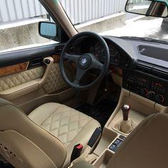 Interior BMW 535i e34