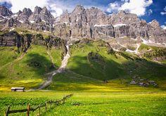 Urnerboden, Kanton Uri, Schweiz