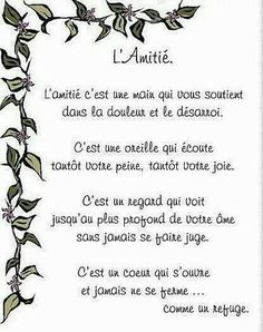 Best Friend Texts, Silence Quotes, Memorial Cards, Morning Greetings Quotes, Positive Inspiration, French Quotes, Reading Material, Positive Attitude, Love Words