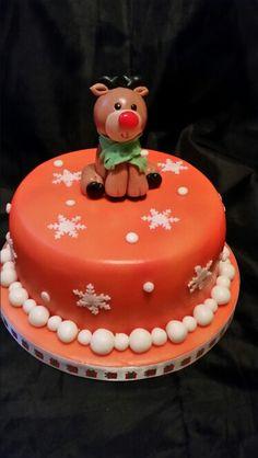Festive fruit cake by simplykaykes