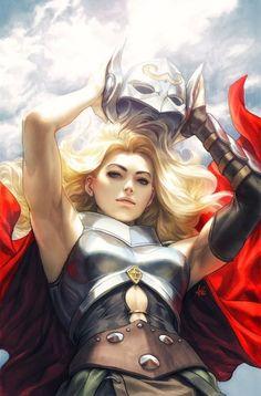 Thor by Artgerm
