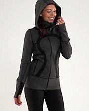 Cute workout jacket!