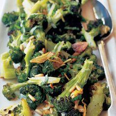 Parmesan-Roasted Broccoli - Barefoot Contessa