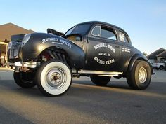 Oldsmobile : Other n/a 1939 Olds gasser rat rod hot rod chevy ford vintage drag willys race car blower - http://www.legendaryfind.com/carsforsale/oldsmobile-other-na-1939-olds-gasser-rat-rod-hot-rod-chevy-ford-vintage-drag-willys-race-car-blower/