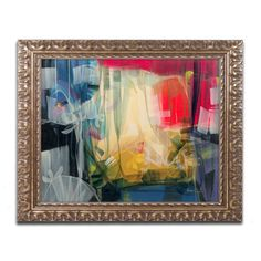 Amhaus by Andrea Framed Painting Print