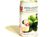 Wei-Chuan Young Coconut Juice with Pulp - 11.85fl Oz (Pack of 1) * Want to know more, click on the image.