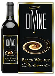 Best. Drink. Ever.  Black Walnut Creme from Round Barn Winery.  Like Bailey's, only a million times better!