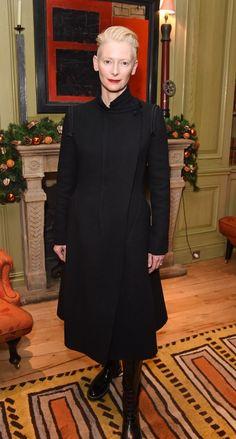 "Tilda Swinton at ""A Bigger Splash"" - BAFTA Screening and Q&A"