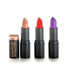 Makeup Revolution Rúž (Amazing Lipstick) 3,8 g