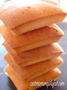 Financiers Lenôtre - So French - Financial Chefs, Biscuit Cake, Biscuit Cookies, Financier Recipe, Oreo, Sweet Recipes, Cake Recipes, Tapas, French Cookies