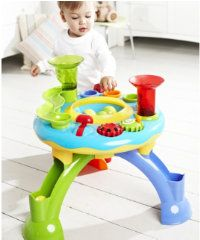 Light and Sounds Activity Table, want one for Carys.