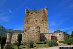 Castillo de Lezana de Mena On by Pedro Mª Vargas
