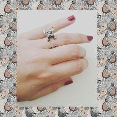 Gorgeus ring from @wearfelicity