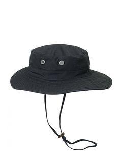 Elite Series 44471 Boonie Hat - Black - CI11504YK0J aa08205d609f