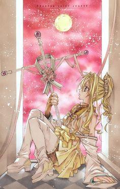 Arina Tanemura, Kamikaze Kaitou Jeanne, Kaitou Jeanne