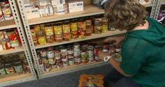 East Valley School District student food bank