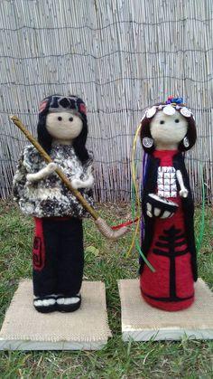 º de no leídos) - majosefao - Yahoo Mail Nuno Felting, Needle Felting, Different Styles, Snowman, Dolls, Crafts, Facebook, Ideas, Folklore