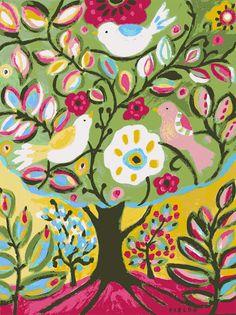 Tree of Life  Print by Karen Fields 11 x 14 by karenfieldsgallery, $24.00