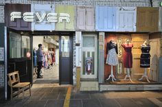 Bread & Butter Berlin 2012 – FEVER store design