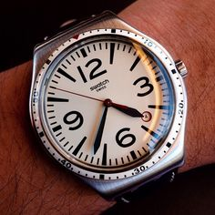 #Swatch CATERHBACK