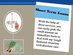 Short Term Loans- Meet Your Unexpected and Unseen Needs and Expenses on Time!