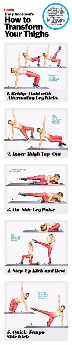 This Inner Thigh Workout Will Transform Your Legs