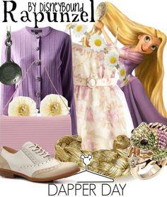 Disney Bound - Rapunzel