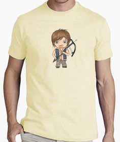 Camiseta Daryl Dixon *
