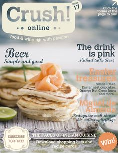 One of the nicest online magazines about food,wine and all things nice.