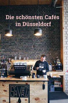 In Düsseldorf gibt es wunderschöne Cafés. Die schönsten habe ich hier gesammelt. Viel Spaß beim erkunden!