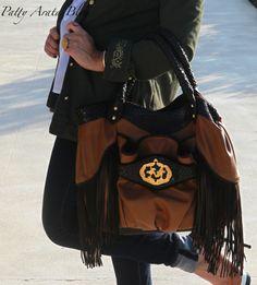 Jimena Mujica bag - Peruvian designer Statement bag!! #bags