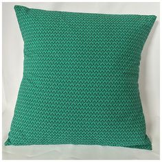 Crochet Top, My Etsy Shop, Cushions, African, Trending Outfits, Cover, Unique Jewelry, Handmade Gifts, Green
