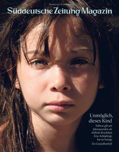 Suddeutsche Zeitung Magazin cover