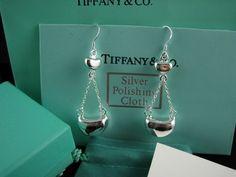Wow,2015 new fresh Tiffany earrings 004 only $16.9 free fast shipping #Tiffany #earring #cheap #fashion #silver