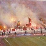 Commando Ultrà Curva Sud Roma, documentario Rai TV del 1980 » Football a 45 giri | Football a 45 giri