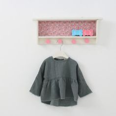 Inspiration for an Oliver + S Playtime tunic