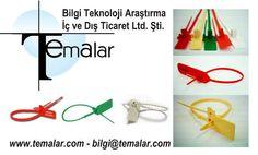 Plastik Güvenlik Mühürü üreticisi Temalar Ltd Şti. http://www.temalar.com/