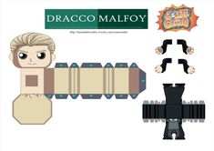Harry Potter Full, Magia Harry Potter, Harry Potter Games, Harry James Potter, Harry Potter Characters, Harry Potter Planner, Harry Potter Printables, Paper Toys, Paper Crafts