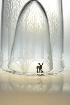 Rabbit Forest by Kayo Yokoyama detail