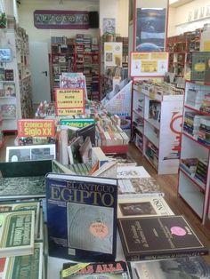 Descubre libros que no encontrarás en otras librerias  Libreria Alzofora Calle Matadero nº8 Alcorcón, Madrid