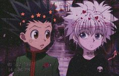 Hunter X Hunter, Hunter Anime, Dark Anime Guys, Old Anime, Anime Cover Photo, Zoldyck, Gon Killua, Cute Anime Wallpaper, Cute Anime Character