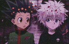 Hunter X Hunter, Hunter Anime, Dark Anime Guys, Old Anime, Anime Cover Photo, Zoldyck, Gon Killua, Cute Anime Wallpaper, Cute Anime Character