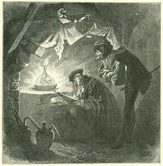 El homúnculo de Goethe y el pato de Vaucanson