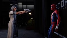 Spider-Man's Mid- And Post-Credits Scenes Connect To Silver Sable; Make A Comic Book, Comic Books, Spiderman Art, A Comics, Marvel Universe, Marvel Dc, Cosplay, Sony, Connection