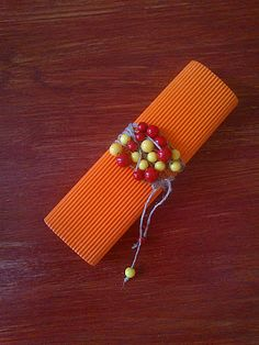 beads wrapping